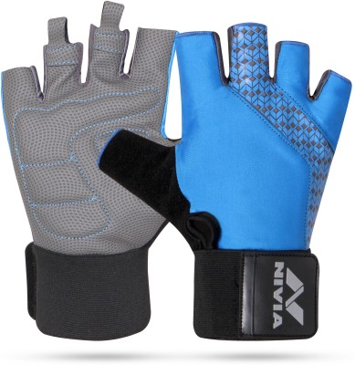 Nivia Garnet Gym & Fitness Gloves(Multicolor)
