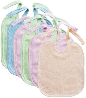 DRESS WELL Premium Quality Super Soft Daily Use, Elegant, Towel bibs(Multicolor)