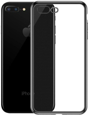 Gmkmart.com Back Cover for Apple iPhone 7 Plus(Black, Shock Proof)