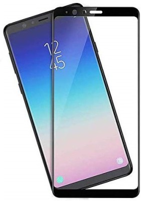 Power Edge To Edge Tempered Glass for Samsung Galaxy A8 Star(Pack of 1)