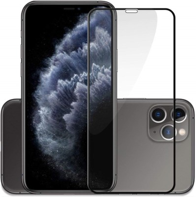 Power Edge To Edge Tempered Glass for Apple iPhone X, Apple iPhone XS, Apple iPhone 11 Pro(Pack of 1)