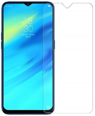 Klixx Tempered Glass Guard for Realme 5 Pro(Pack of 1)