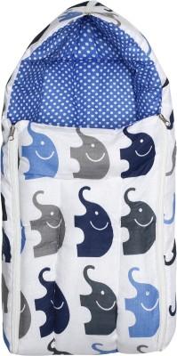 Miss & Chief Baby Sleeping Bag Elephant Blue Sleeping Bag(Blue)