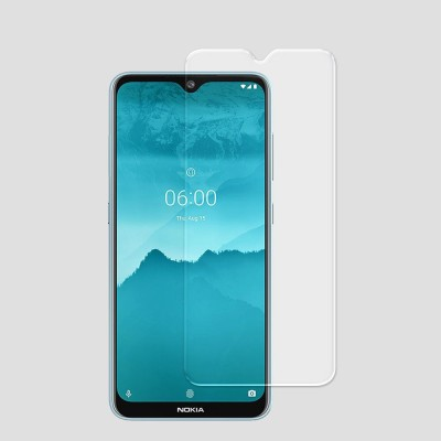BuyGiri Impossible Screen Guard for Nokia 6.2(Pack of 1)