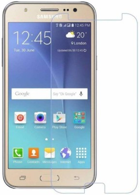 SEA SHELL Tempered Glass Guard for Samsung Galaxy On8(Pack of 1)