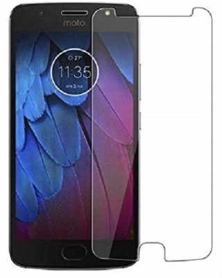 Power Tempered Glass Guard for Motorola Moto G5s(Pack of 1)