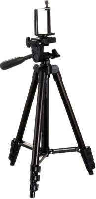 LIFEMUSIC Tripod Camera 3120 Mobile Tripod(Black, Supports Up to 1500 g) 1