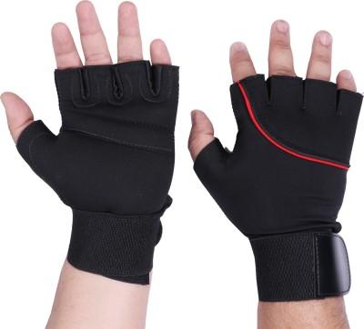 Vista 1glove Gym & Fitness Gloves(Black)