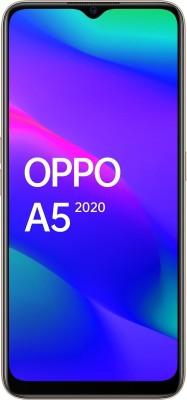 OPPO A5 2020 (Dazzling White, 64 GB)(4 GB RAM)