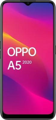 OPPO A5 2020 (Mirror Black, 64 GB)(4 GB RAM)