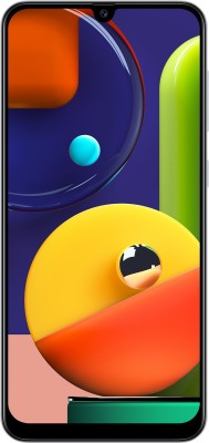 Samsung Galaxy A70s (Prism Crush White, 128 GB)(8 GB RAM)