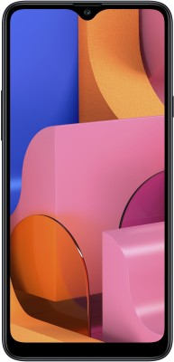 Samsung Galaxy A20s (Black, 64 GB)(4 GB RAM)