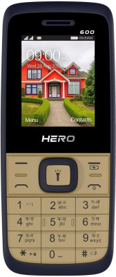 Lava Hero 600(Blue&Gold)