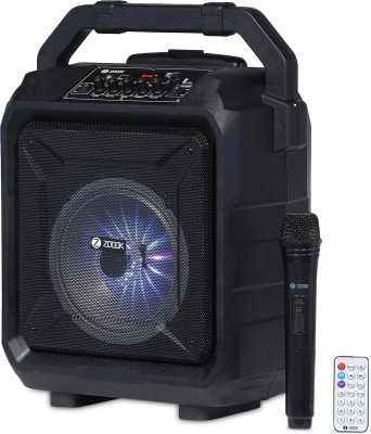 Zoook Rocker Thunder XL 50 W Bluetooth Party Speaker(Black, Stereo Channel)