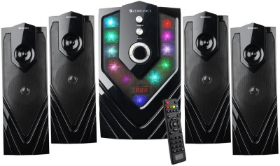 Zebronics ZEB - SAMBA 105 Watt Bluetooth Home Theatre(Black, 4.1 Channel)