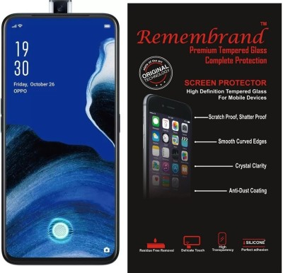 Yoox Impossible Screen Guard for OPPO Reno 2z(Pack of 1)