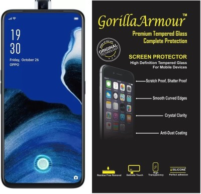 Gorilla Armour Impossible Screen Guard for OPPO Reno 2z(Pack of 1)