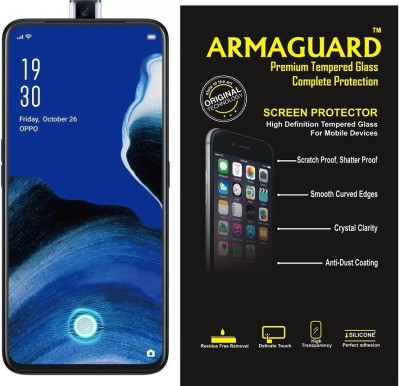 ARMAGUARD Impossible Screen Guard for OPPO Reno 2z(Pack of 1)