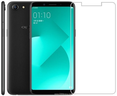 Mobizworld Tempered Glass Guard for Oppo A83(Pack of 1)