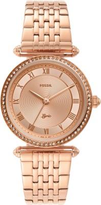Fossil ES4711 Lyric Analog Watch - For Women