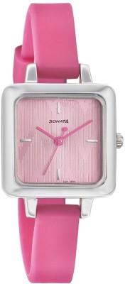 SONATA 8152SP02 Analog Watch   For Women SONATA Wrist Watches