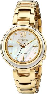 CITIZEN EM0334-54D Analog Watch - For Women