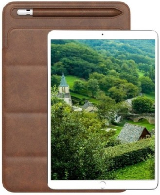 Realtech Sleeve for Samsung Galaxy Tab 4 10.1 2014 (SM-T530/T531/T535)(Brown, Dual Protection)