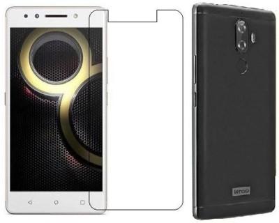 Mobizworld Tempered Glass Guard for Lenovo K8 Plus(Pack of 1)
