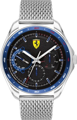 SCUDERIA FERRARI 0830685 Speedracer Analog Watch   For Men SCUDERIA FERRARI Wrist Watches