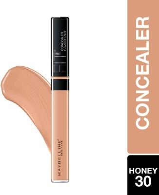 MAYBELLINE NEW YORK Fit me Concealer(30 Honey, 6.8 ml)