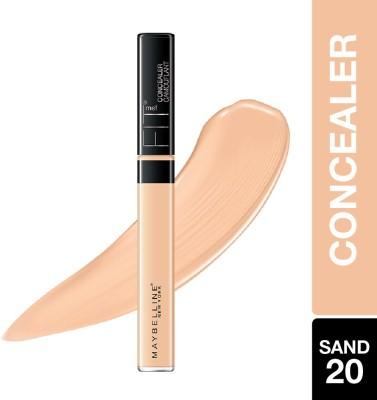 MAYBELLINE NEW YORK Fit Me Concealer(20 Sand, 6.8 ml)