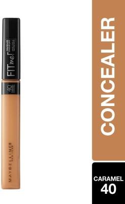 MAYBELLINE NEW YORK Fit me Concealer(40 Caramel, 6.8 ml)