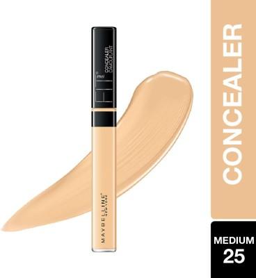 MAYBELLINE NEW YORK Fit Me Concealer(25 Medium, 6.8 ml)