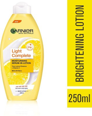 Garnier Skin Naturals Light Lotion (250 ml)