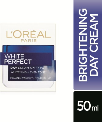 L'Oreal Paris White Perfect Day Cream SPF 17 PA++(50 ml)