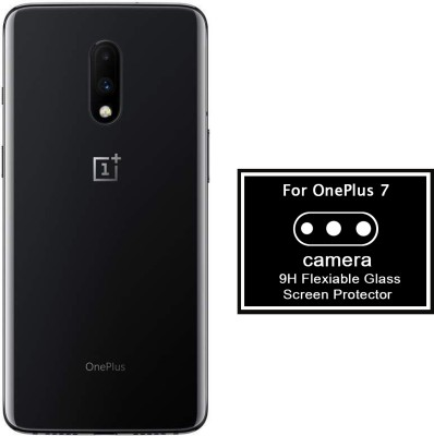 Roxel Camera Lens Protector for OnePlus 7(Pack of 1)