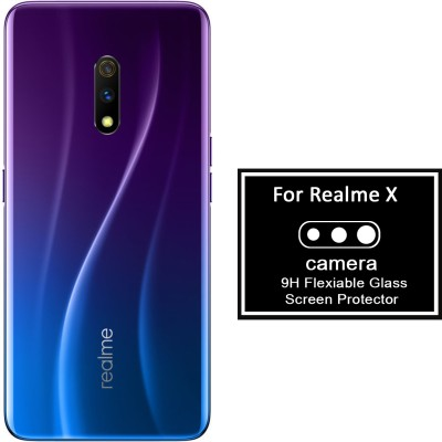 Roxel Camera Lens Protector for Realme X(Pack of 1)