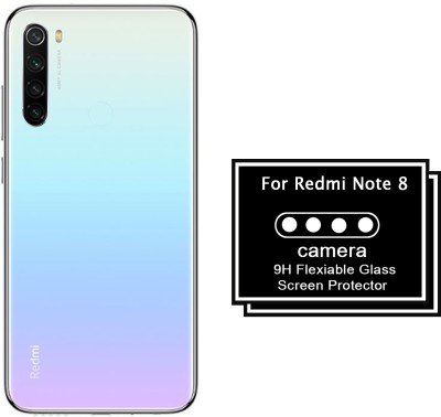 Roxel Camera Lens Protector for Redmi Note 8(Pack of 2)