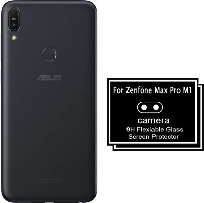 Roxel Camera Lens Protector for Asus Zenfone Max Pro M1(Pack of 2)