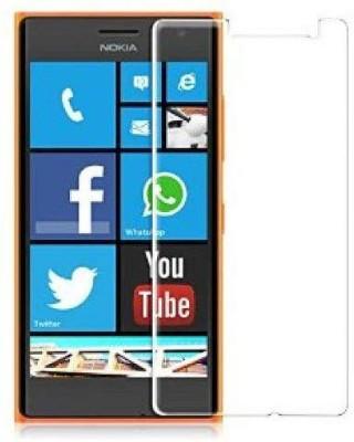 Imbi Edge To Edge Tempered Glass for Nokia Lumia 730(Pack of 1)
