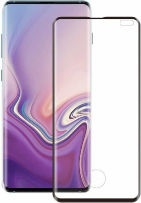 NaturalBuy Edge To Edge Tempered Glass for Samsung Galaxy Note 10 Plus (Galaxy Note 10 Pro) (Premium 9H Full Glue)(Pack of 1)