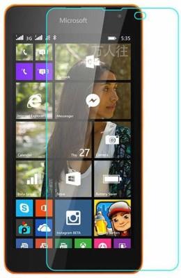 Imbi Edge To Edge Tempered Glass for Microsoft Lumia Nokia 540(Pack of 1)