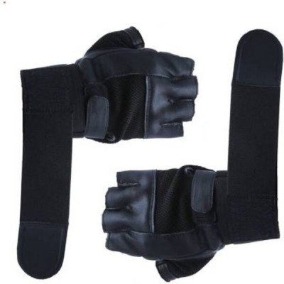 Vista comfort12 Gym & Fitness Gloves(Black)