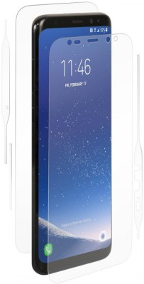 Zootkart Front and Back Screen Guard for Samsung Galaxy S8(Pack of 1)