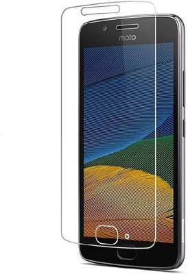 MudShi Impossible Screen Guard for Motorola Moto G5 Plus(Pack of 1)