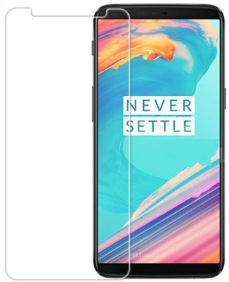 MudShi Impossible Screen Guard for OnePlus 5T(Pack of 1)