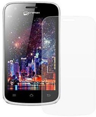 MudShi Impossible Screen Guard for Micromax A34(Pack of 1)