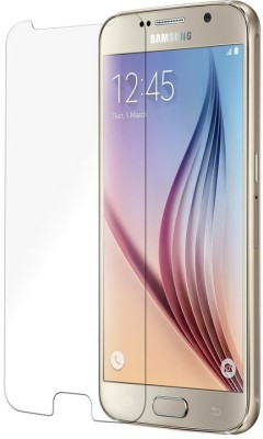 MudShi Tempered Glass Guard for Samsung Galaxy S6(Pack of 1)