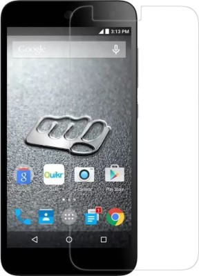 Phonicz Retails Impossible Screen Guard for Micromax Canvas Nitro 4G(Pack of 1)