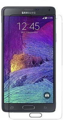 MudShi Tempered Glass Guard for Samsung Galaxy Note 4(Pack of 1)